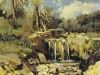 Bordighera Nestel 1902 Peinture Coll Bessone