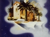 Cote-d-Azur Hugon 1935 pays de reve affiche