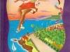 Bordighera Riviera dei fiori affiche