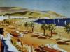 Nice Dujardin 1950 affiche