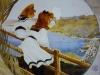 Portofino Kulm Sacchi 1907 affiche