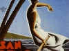Sanremo Boccasile 1930 torneo internazionale affiche
