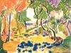 paysage de Collioure
