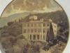 Sanremo Villa Zirio Chromolithographie sd
