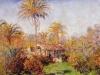 Monet Small-Country-Farm-In-Bordighera