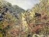 Vallée de Sasso Monet 1884 Peinture Musée Marmottan
