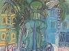 Dufy 1928, la fontaine à Hyères