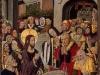 Palmsunday Jerusalem Rameaux Memling Hans 1470-71 Galleria Sabauda, Turin