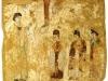 PalmSunday Jerusalem Rameaux Nestorian procession ca 800. Museum Indische Kunst Dahlem Berlin