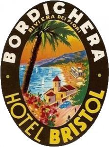 Bordighera Hotel Bristol