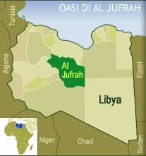 Oasis Al Jufrah Libya