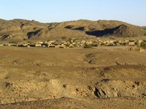 Sahel Oasis Mali Tinzaouten