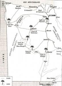 Sahel Oasis Soudan Lybie