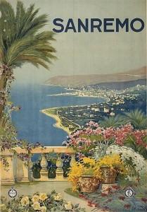 SanRemo 1920 affiche