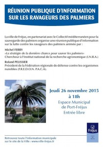 Conferences 2015 FREJUS