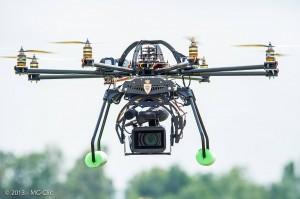 Monaco Mc Clic drone