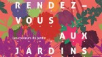 Logo Rendez-vous aus Jardins